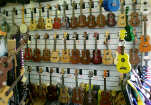 Norwich Ukulele Society converting members of